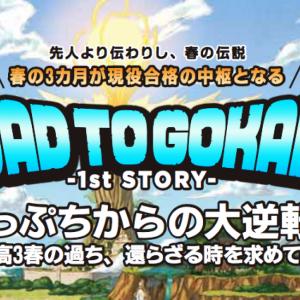 高3の過ち、還らざる時を求めて〜ROAD TO GOKAKU~1st STORY5・6月版