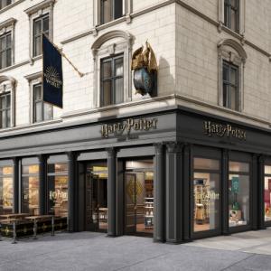 「ハリー・ポッター・ニューヨーク(Harry Potter New York)」は6月3日オープン
