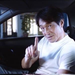 白Tシャツは自前! 俳優・吉田栄作出演のトレンディードラマ風CMが完成 全曲ミリオンヒットのJ-POP MIX