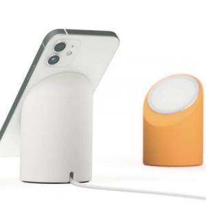 充電しながらハンズフリーでビデオ電話! MagSafe対応のスマホスタンド「Pop」 登場