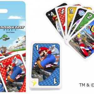 UNO×マリオカートのコラボが楽しめる! 『ウノ マリオカート』