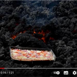 グアテマラの火山で食べられるピザの溶岩焼き 「そこまでするか」「このアイデアは危険すぎるな」