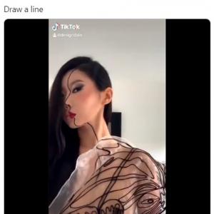 韓国人女性によるイリュージョンメイク 「目も脳もおかしくなりそう」「毎回びっくりさせられるわ」