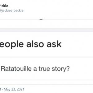 Googleの「People Also Ask(他のユーザーも行った質問)」が表示した驚きの質問とは?