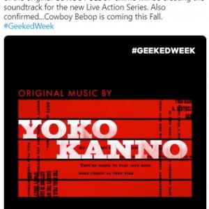 Netflixが実写ドラマ版『カウボーイビバップ』の今秋配信と菅野よう子さんの音楽担当を発表 「音楽だけは間違いなさそう」「予告編を早く公開してくれ」