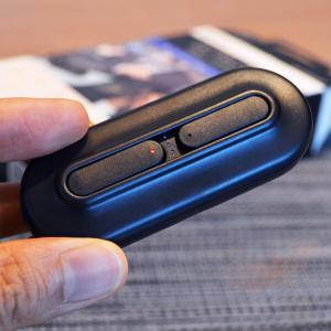 薄さわずか18mm! ゲオのオリジナル製品「薄型完全ワイヤレスイヤホン(2999円)」の使い勝手がかなりいい