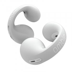 耳をふさがないイヤホン「ambie」が完全ワイヤレスに 6月10日から予約受付を開始