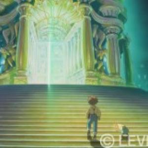 【東京ゲームショウ】スタジオジブリがゲームに進出か? 透き通った心の少年の冒険『二ノ国』