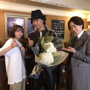 ドラマ『ネメシス』本日最終回!キャスト14名クランクアップ写真到着 櫻井翔「また次の一歩を感じさせる趣向のあるラスト」