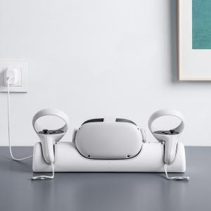 AnkerからOculus Quest 2のヘッドセットとコントローラーをまとめて充電できる専用ドックが発売