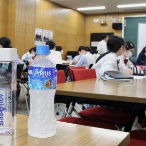 熱中症に関する授業を日本コカ・コーラが日本学校保健会と共同で開催! 1時間に200mlの水分補給を呼びかける