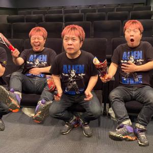 全ジャンルメガ盛り映画『唐人街探偵 東京MISSION』が最高すぎたけど密になれないから一人で応援上映してみた