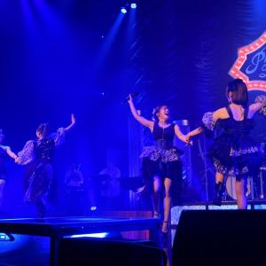 「フィロソフィーのダンス」一年半ぶりの有観客ツアーが開幕 アニメ『魔法科高校の優等生』ED曲を初披露