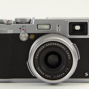 デジタルカメラ X100S(FUJIFILM)フォトレビュー