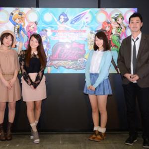 新アニメ『プリティーリズム・レインボーライブ』制作発表 今度はキャラソンが続々登場予定!