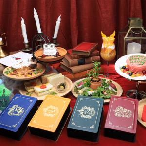 ハリポタ&ファンタビをイメージ!「ハリー・ポッター カフェ」東京・名古屋で期間限定オープン
