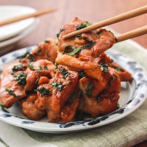 ハマる美味しさのレシピ「しそチキ」がネットで反響「甘辛照り照りなチキンにしその香りが絶妙」