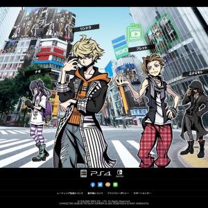 『新すばせか』発売直前! 渋谷の街とゲームの世界が融合した特設サイトオープン
