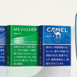 JTの加熱式たばこ新デバイス「Ploom X」向けにたばこスティック3銘柄が発売へ