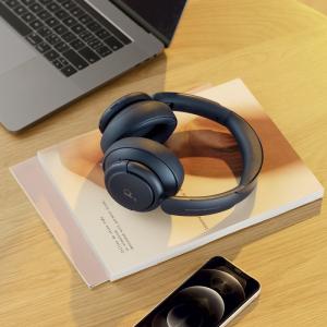 Ankerのオーディオブランドから初のLDAC対応ワイヤレスヘッドホン「Soundcore Life Q35」が発売