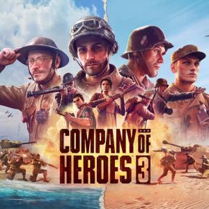 日本語字幕入りトレーラーも公開! Steam『Company of Heroes 3』日本語対応版2022年発売決定