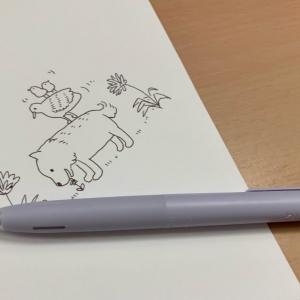 """""""ストレスフリー""""な書き心地を実現した新感覚ボールペン『ブレン』から新色登場 使ってみた"""