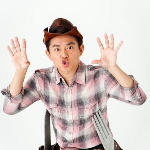 無料生配信も有り! ハンバーグ師匠(スピードワゴン井戸田潤)出演の『でか美祭 2021』は8/8(日・祝)開催