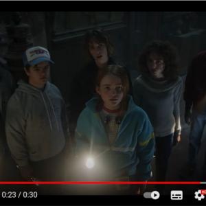 『ストレンジャー・シングス 未知の世界』シーズン4は2022年配信開始
