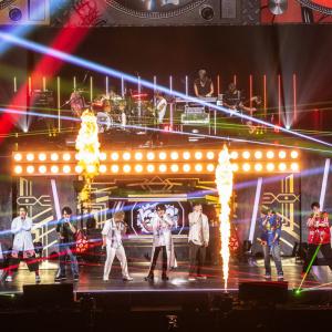 『ヒプマイ』Dragon Ashの生演奏で豪華新曲披露!キャスト21名集結7th LIVE Day1&Day2写真満載セトリ付きレポート