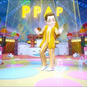 パラリンピック公式ゲームで、ピコ太郎ヴァーチャルライブ「ピコ祭り」開催
