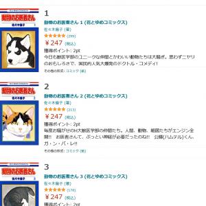 佐々木倫子先生の名作「動物のお医者さん」 花とゆめコミックスの電子書籍全12巻が半額セール中