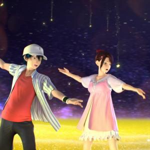 本格ミュージカル映画!?『リョーマ!The Prince of Tennis 新生劇場版テニスの王子様』幻想的なデュエットシーン特別公開