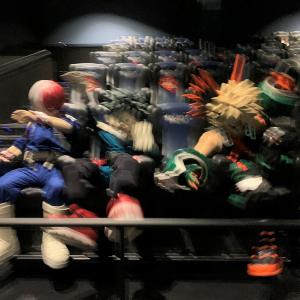 デク・爆豪・轟が衝撃を体感!?『僕のヒーローアカデミア THE MOVIE ワールド ヒーローズ ミッション』4D上映決定