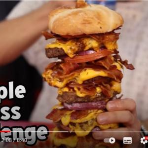 チャンネル登録者数1460万人超を誇るアメリカで大人気の大食いYouTuber