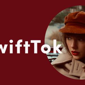 """テイラー・スウィフトがTikTok公式アカウントを開設 「""""#SwiftTok""""というハッシュタグは賢い」「世界中の""""Swifties""""が興奮してるみたいね」"""