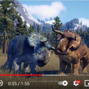 恐竜テーマパークが作れるシミュレーションゲーム『Jurassic World Evolution 2』は11月9日発売