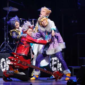 Live Musical「SHOW BY ROCK!!」どこゆびメインの新章開幕!鎌苅健太・KIMERU生コメンタリー付きニコ生配信も実施