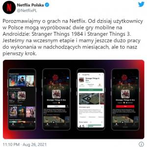 Netflixがポーランドでゲームサービスのテスト運用を開始 「また値上げとかになるのかな」「なんでポーランド?」