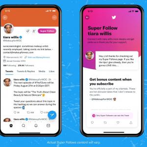 Twitterが月額制のサブスクリプションで購読者限定コンテンツを公開できる収益化機能「スーパーフォロー」をグローバルに提供開始へ