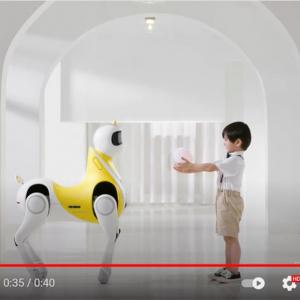 中国の小鵬汽車(Xpeng Motors)がロボットユニコーンを発表 「アルセウス(ポケモン)かよ!?」「おもちゃなのかペット的ロボットなのか……」