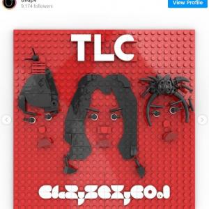 著名アーティストのアルバムジャケットをレゴで再現したクリエイター
