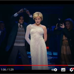 ミュージカル『ダイアナ: ザ・ミュージカル(Diana: The Musical)』がブロードウェイ公演再開に先駆けてNetflixで10月1日配信開始