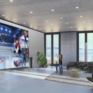 LGエレクトロニクスがホームシアター用ディスプレイ「DVLED Extreme Cinema」を発表 最大325インチで170万ドル(約1億8670万円)
