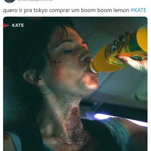 """Netflixオリジナル映画『ケイト』の""""ブーンブーンレモン(Boom Boom Lemon)""""が気になって仕方ない人たち"""