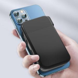 MagSafe対応モバイルバッテリー「DELE」はチャージャー機能も搭載!