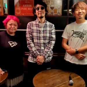 西村ひろゆかないvsノジーマ!トークイベント「変人酒場Vol.3」レポ 9月23日は「御茶ノ水のBARというかカフェで一日店長!」