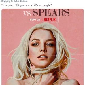 Netflixのドキュメンタリー『ブリトニー対スピアーズ -後見人裁判の行方-』は9月28日配信開始