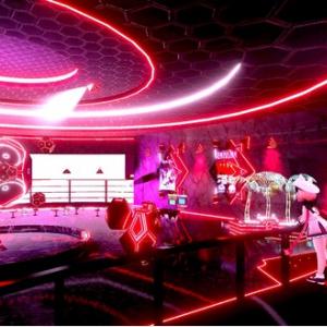 HIKKY、バーチャル上のクラブスペース「Virtual Club EMISSION」をオープン!
