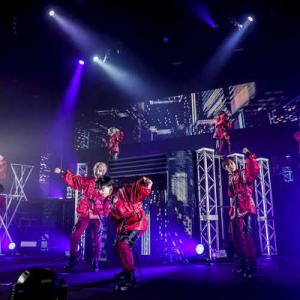 結成6周年を迎えたSUPER★DRAGON、新曲「X」を掲げてツアー『SIX DAY』開幕!