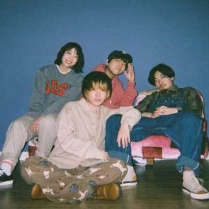 molly、5th demo『yes』を名古屋のショップ『ズー』で独占限定販売&ツアー『街から向かうは町』開催